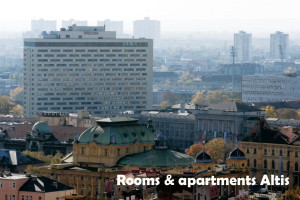 Rooms for renting in Zagreb