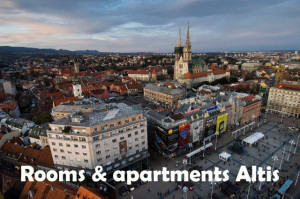 Private rooms and apartments in Zagreb