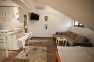 studio apartment zagreb