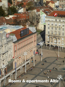 Rent private apartment in Zagreb! LOW PRICE and great quality!