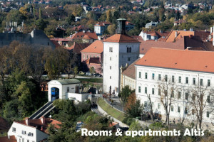 CHEAPEST accommodation in Zagreb! Rooms for two from 34 euros!
