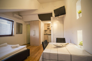 studio apartment zagreb