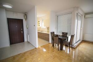 Penthouse apartment Zagreb